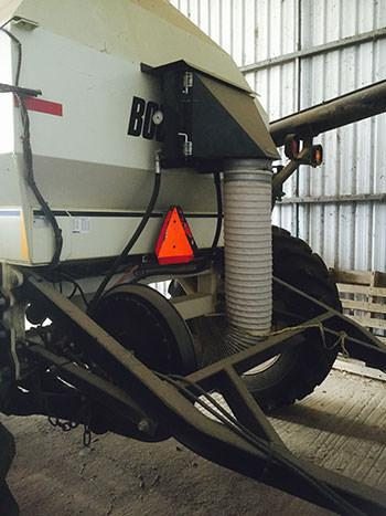 Bourgault Oil Cooler