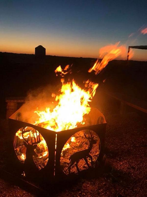 SteelArt by Smallaire - Firepit