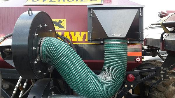 Oil cooler Seedhawk web